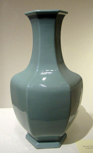 Ru-type hexagonal Vase