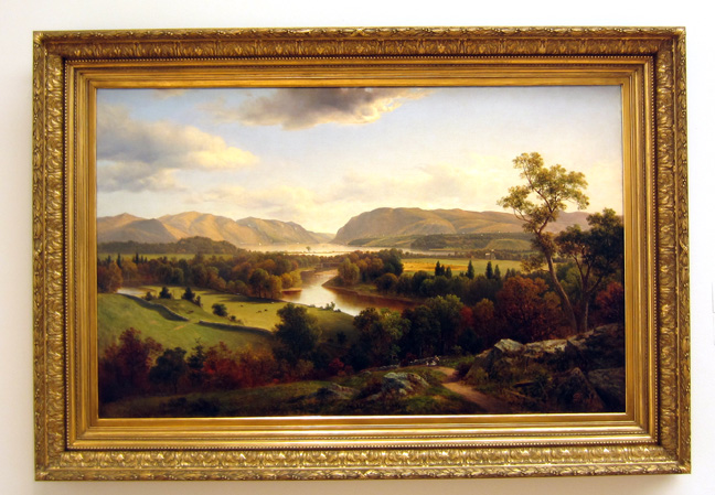 Landscape by David Johnson