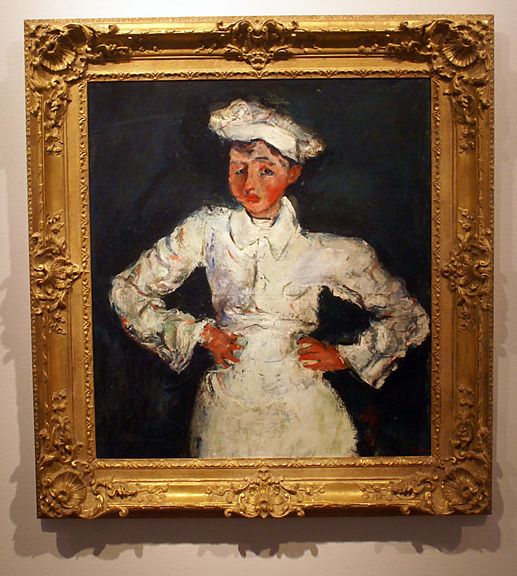 Chef by Soutine