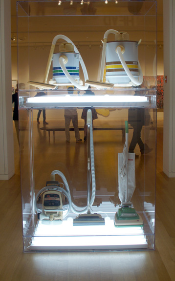 Vacuum cleaners by Koons