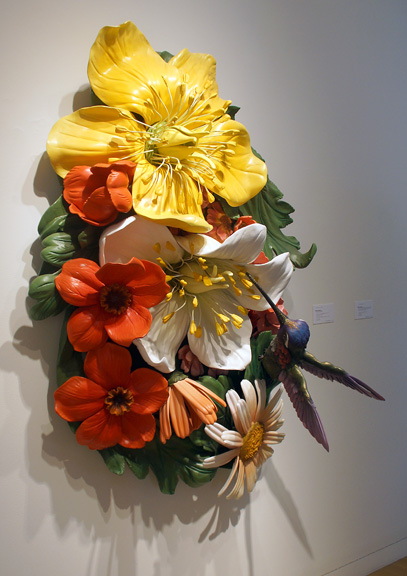 Flowers by Koons