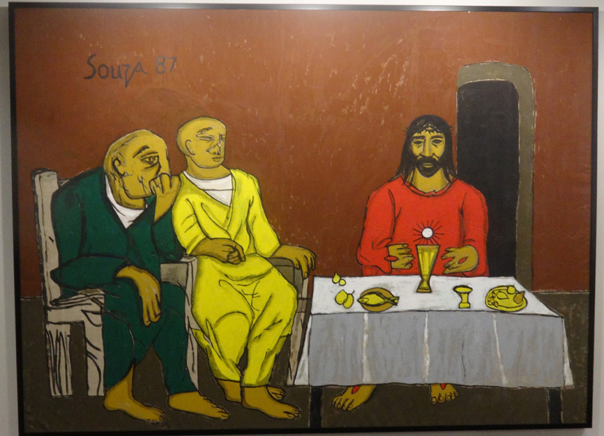 Souza Christ Last Supper