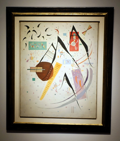 Abstract by Kandinsky