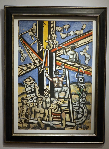 Builders by Leger