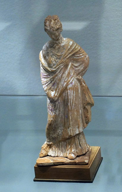 Hellenistic lady