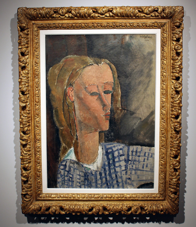 Modigliani Hastings