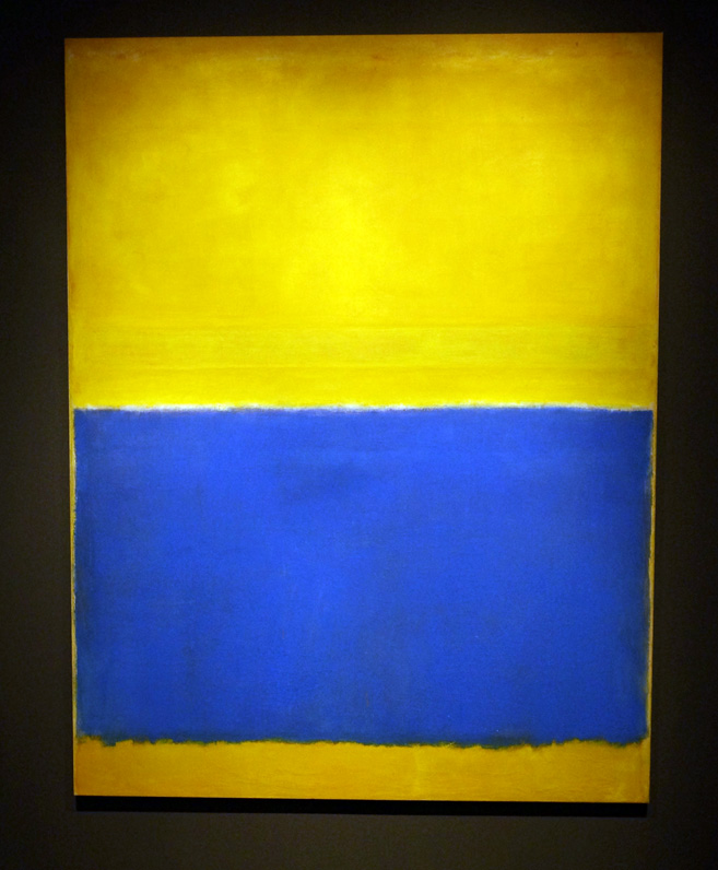 Yellow Rothko