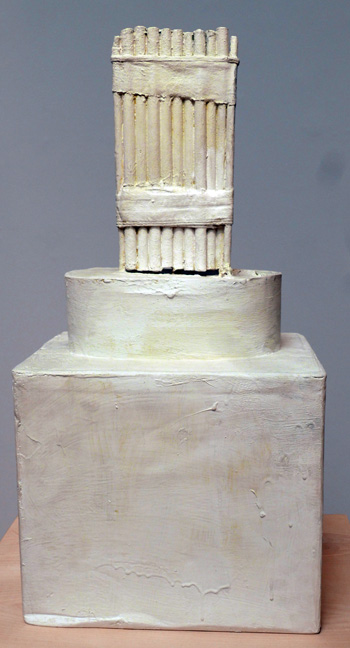 Twombly sculpture