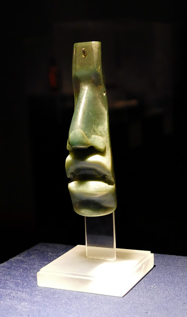 Olmec green 12