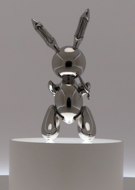 Rabbit by Koons