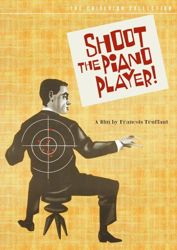 DVD of Shoot The Piano Player