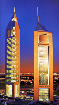 Emirates Twin Towers