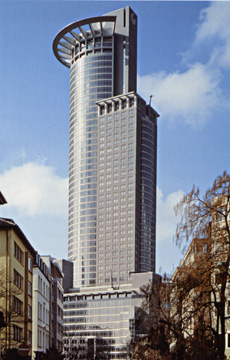DZ Tower, Frankfurt