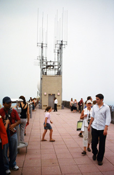 Summit of the Top of the Rock