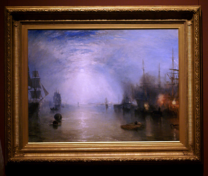 """Keelmen Heaving in Coals by Moonlight"""
