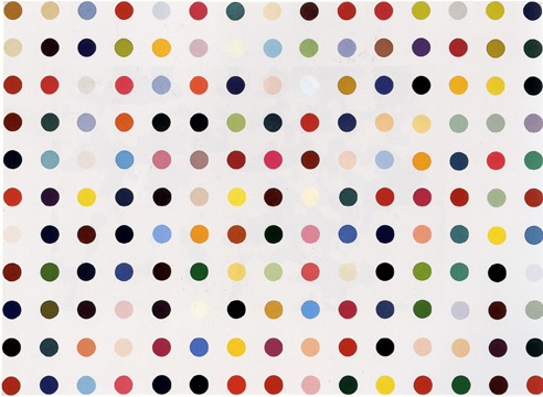 Albumin, Human, Glycated by Damien Hirst