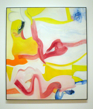 """Untitled III"" by de Kooning"