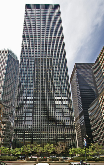 Plots & Plans: JPMorganChase plans to replace its glistending