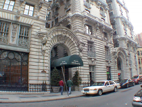 The Upper West Side Book Broadway Ansonia 2107 Broadway