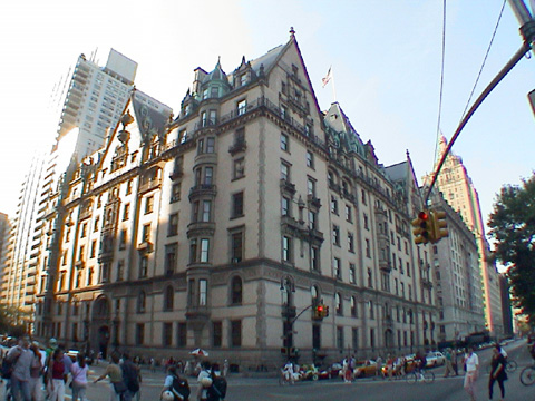 The Dakota & Strawberry Fields - Attraction - 1 W 72nd St, New York, NY, 10023-3401, US