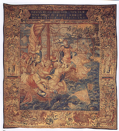 Brussels tapestry of Perseus