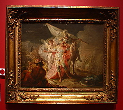Hannibal the Conqueror by Goya