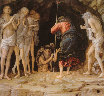 """Descent Into Limbo"" by Mantegna"