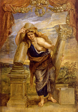 """Allegory of Fortitude"" by Rubens"