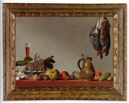 """Still Life of Fruit"" by Lombard School"