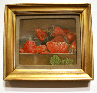 """Strawberries"" by Freud"