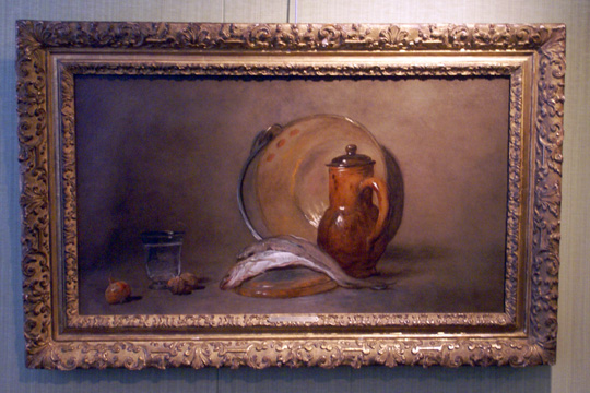 """Still Life"" by Chardin"