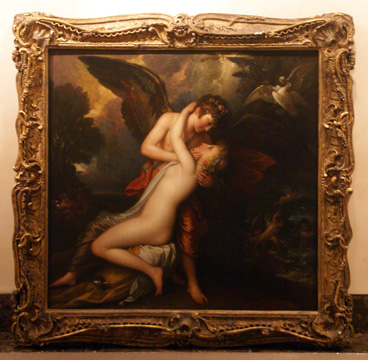 """Cupid and Psyche"" by West"