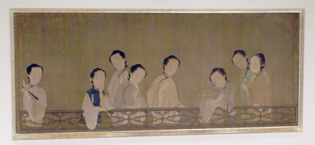"""Eight Beauties"" by Hua Xuan"