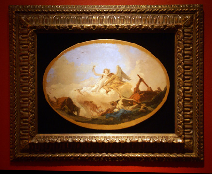 """The Discovering Truth"" by Tiepolo"