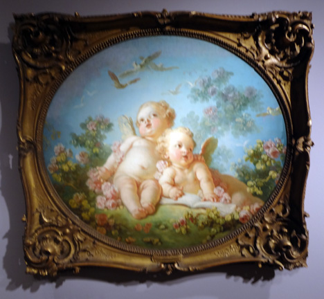 Fragonard Putti