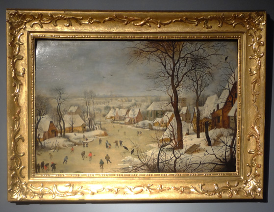 Winter Brueghel
