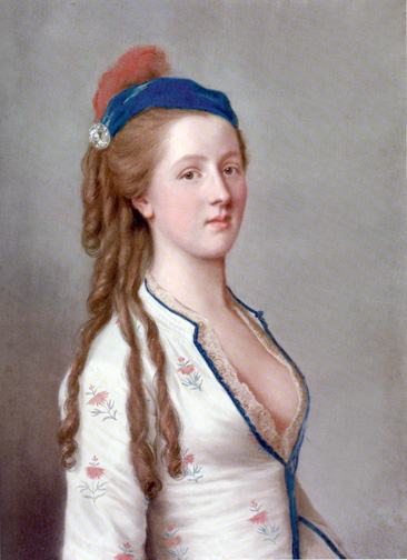Liotard girl