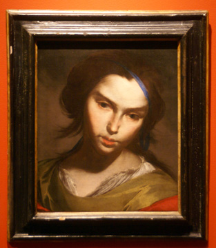 """Portrait of a girl"" by Cavallino"