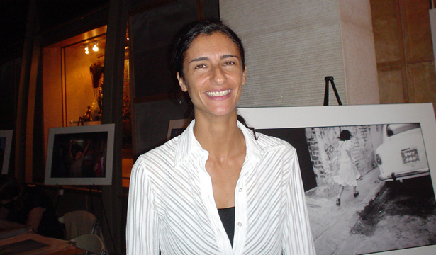 Zana Briski director of  quot Born Into Brothels  Calcutta s Red Light Kids    Zana Briski